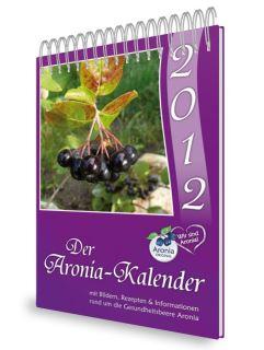 Aronia Kalender 2012