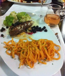 Aronia Crunchy Penade