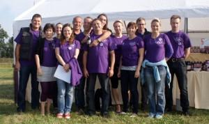 September 2012 Aroniafest die Crew