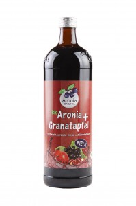 2er Set Aronia + Granatapfel