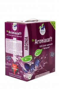 Bio Aroniasaft 3 Liter