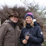 Bio-Aroniaplantage im Spreewald wird gepflanzt – Interview mit Herrn Holzmüller
