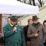 Hans-Peter Frehn – Bio-Landwirt zum Spatenstich