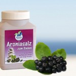 Aronia-Badesalz