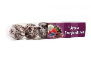 Aronia Energiebällchen als Snack