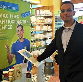 biozoom-check im reformhaus