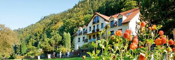 Biohotel Helvetia Sächsische Schweiz