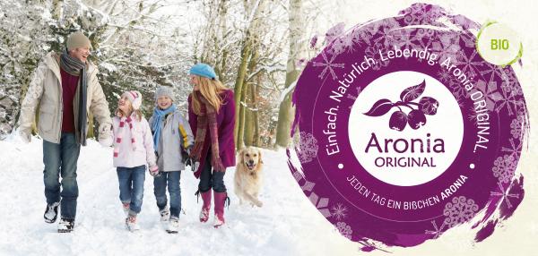 Winter Banner Aronia ORIGINAL