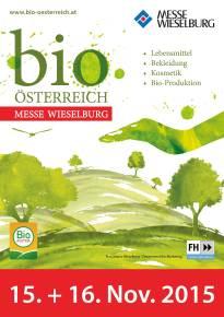 Bio Österreich Messe Wieselburg