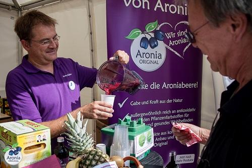Köstliche Aronia Smoothies von Aronia ORIGINAL