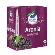 Packshot: Aronia Direktsaft Bio 3 l