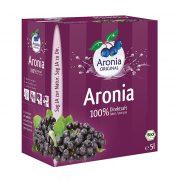 Packshot: Aronia Direktsaft Bio 5 l