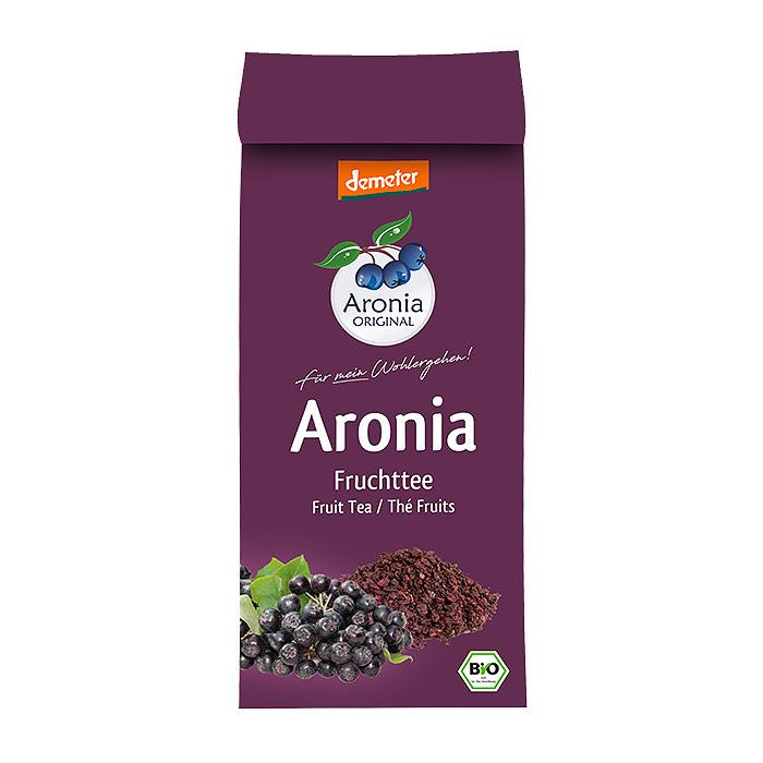 Packshot: Aronia Tee demeter 150 g
