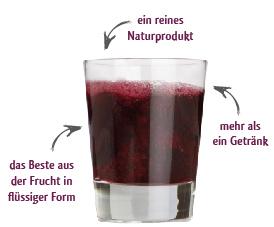 Glas-Vorteile