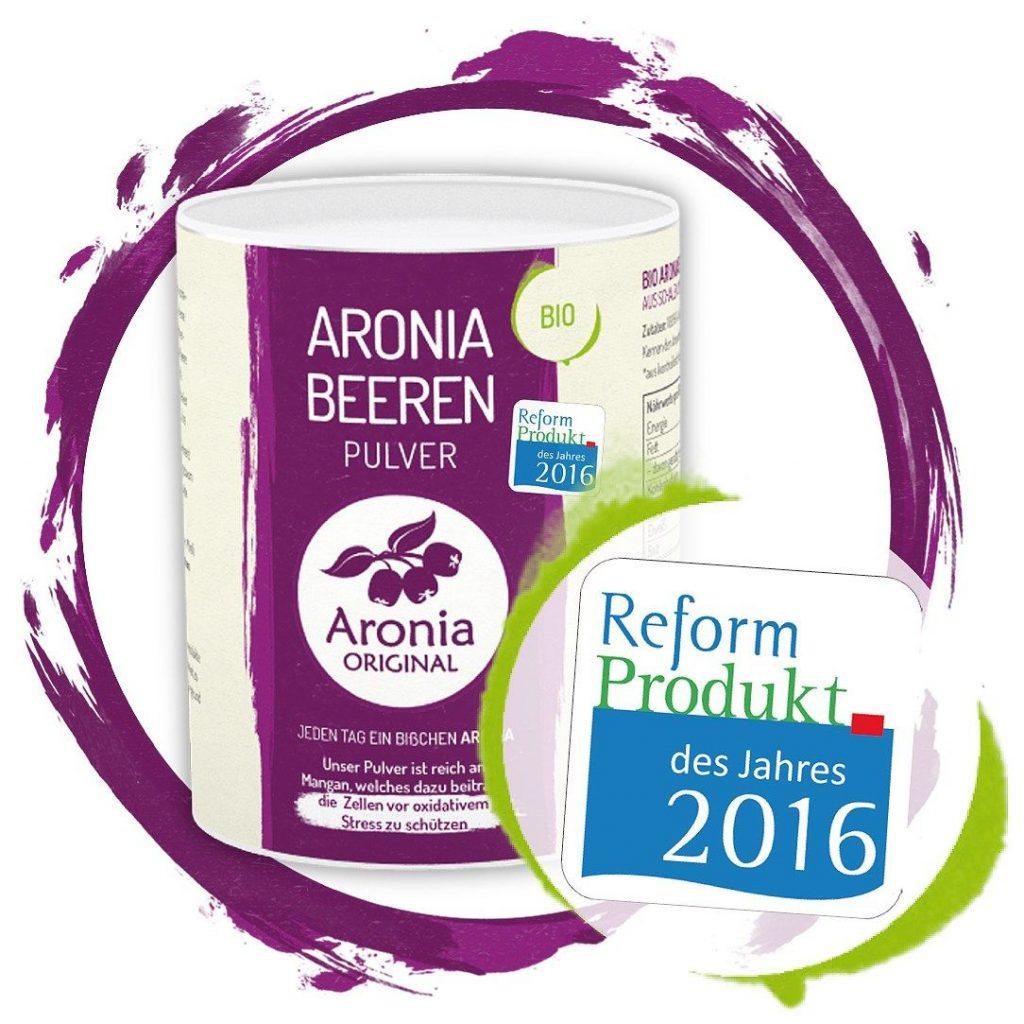 Auszeichnung zum Reformprodukt des Jahres 2016