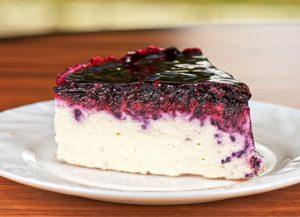Rezeptbild: Aronia-Quark-Torte
