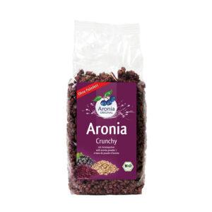 Packshot: Aronia Crunchy Bio 375 g