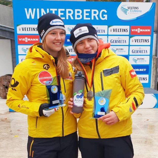 Beerenstartes Team: Aronia ORIGINAL und Stephanie Schneider