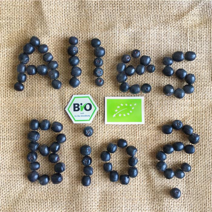 Bio oder nicht bio - das ist hier die Frage