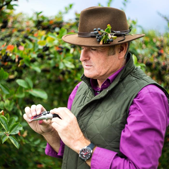 Wir kennen unsere Beeren persönlich - und schätzen ihre Qualität