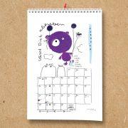 Kalender2019-Februar