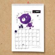 Kalender2019-Januar