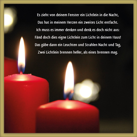 Gedicht von Ernst Goll