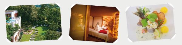 Bildcollage-Hotel