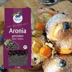 Aronia-Heidelbeer Muffins